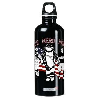 EOD Wounded Warrior SIGG Traveler 0.6L Water Bottle