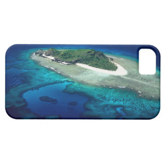 Eori Island, Mamanuca Islands, Fiji - aerial iPhone 5 Covers
