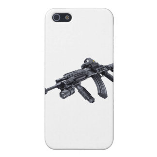 EOTech Sighted Tactical AK-47 Assault Rifle iPhone 5/5S Covers