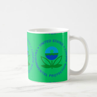 EPA ENVIRONMENTAL PROTECTION AGENCY COFFEE MUG