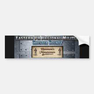 EPARM-Chester Bumper Sticker