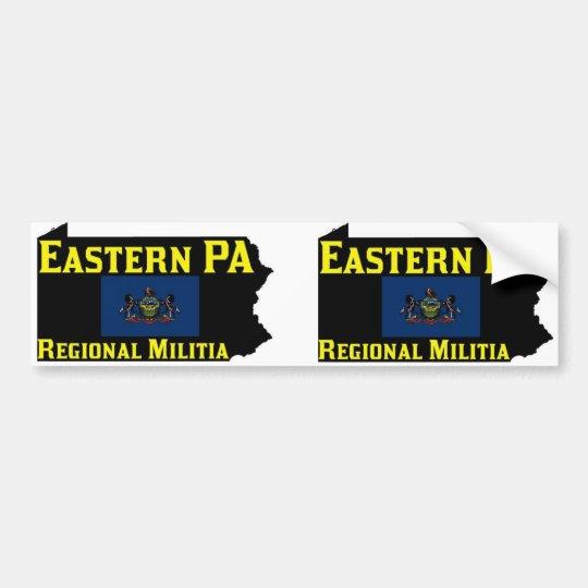 EPARM Double Bumper Sticker