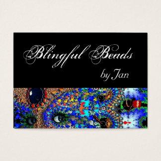 EPHEMERAL Beauty,Fashion,Cosmetics, Makeup Artist Business Card