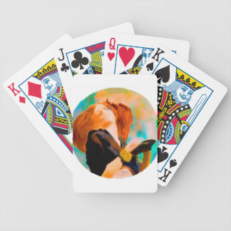 ephemeral new bicycle playing cards