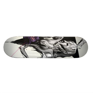 Ephemeros #01 skateboard deck