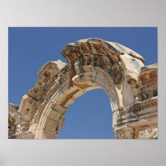 Ephesus Poster