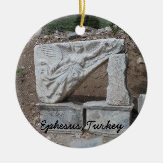 Ephesus, Turkey Ceramic Ornament