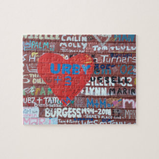 Ephraim Door County Hardy Gallery Graffiti Puzze Jigsaw Puzzle