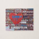 Ephraim Door County Hardy Gallery Graffiti Puzzle