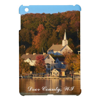 Ephraim, Wisconsin at Sunset iPad Mini Covers