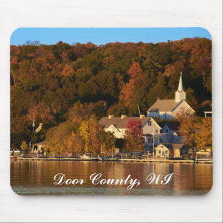 Ephraim, Wisconsin at Sunset Mouse Pad