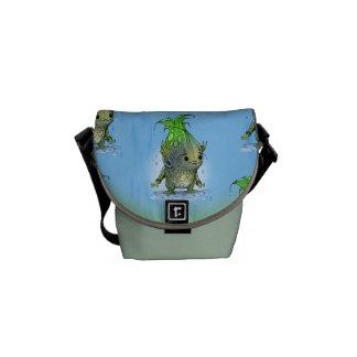 EPI CORN ALIEN  Rickshaw MINI Zero Messenger Bag