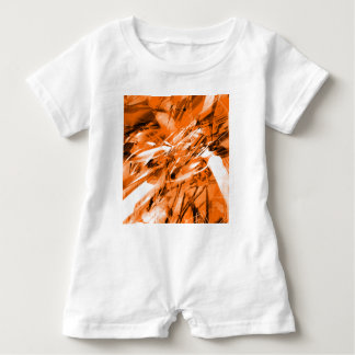 EPIC ABSTRACT d10s3 Baby Romper