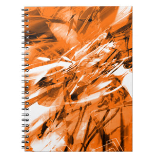 EPIC ABSTRACT d10s3 Notebook