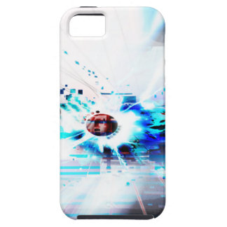 EPIC ABSTRACT d1s3 Case For The iPhone 5