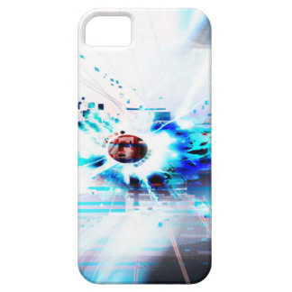 EPIC ABSTRACT d1s3 iPhone 5 Cover
