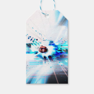 EPIC ABSTRACT d1s3 Pack Of Gift Tags