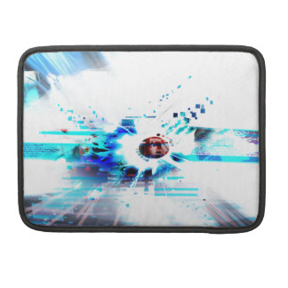 EPIC ABSTRACT d1s3 Sleeve For MacBooks