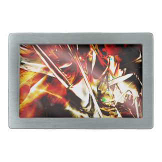 EPIC ABSTRACT d3s3 Belt Buckle