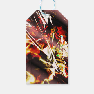 EPIC ABSTRACT d3s3 Gift Tags