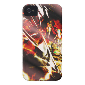 EPIC ABSTRACT d3s3 iPhone 4 Case