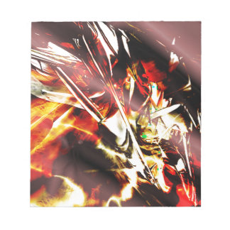 EPIC ABSTRACT d3s3 Notepad
