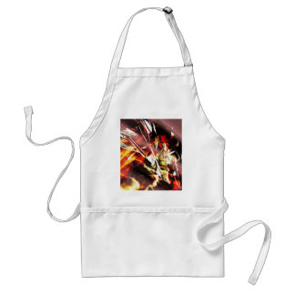EPIC ABSTRACT d3s3 Standard Apron