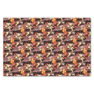 EPIC ABSTRACT d3s3 Tissue Paper