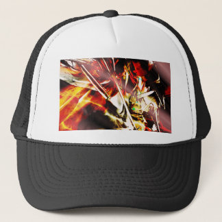 EPIC ABSTRACT d3s3 Trucker Hat