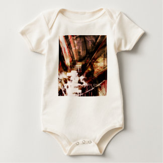 EPIC ABSTRACT d4s3 Baby Bodysuit
