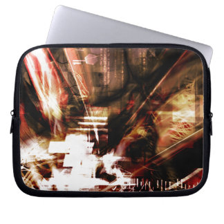EPIC ABSTRACT d4s3 Computer Sleeve