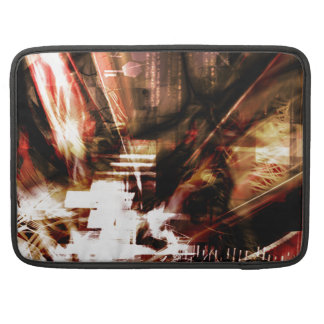 EPIC ABSTRACT d4s3 Sleeves For MacBooks