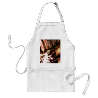 EPIC ABSTRACT d4s3 Standard Apron