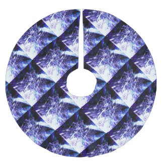 EPIC ABSTRACT d5s3 Brushed Polyester Tree Skirt