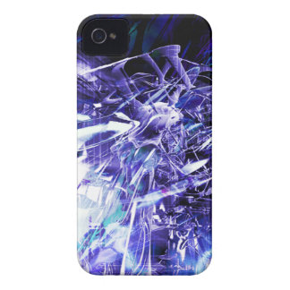 EPIC ABSTRACT d5s3 Case-Mate iPhone 4 Cases