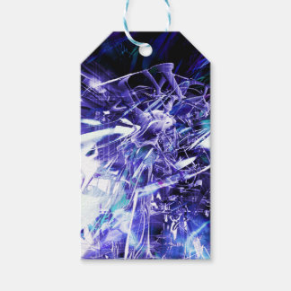 EPIC ABSTRACT d5s3 Gift Tags