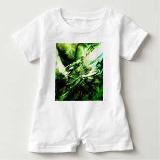 EPIC ABSTRACT d6s3 Baby Romper