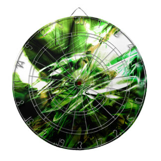 EPIC ABSTRACT d6s3 Dartboard
