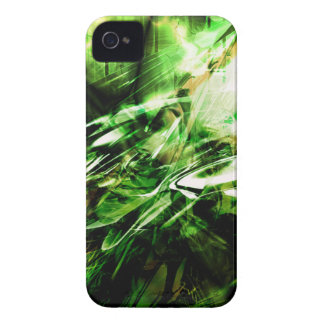 EPIC ABSTRACT d6s3 iPhone 4 Covers