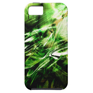 EPIC ABSTRACT d6s3 iPhone 5 Covers