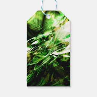 EPIC ABSTRACT d6s3 Pack Of Gift Tags