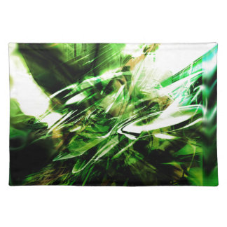 EPIC ABSTRACT d6s3 Placemat