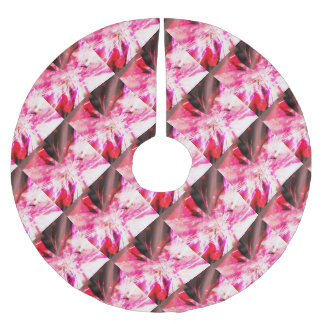 EPIC ABSTRACT d7s3 Brushed Polyester Tree Skirt