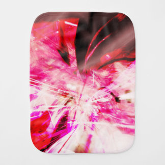 EPIC ABSTRACT d7s3 Burp Cloth