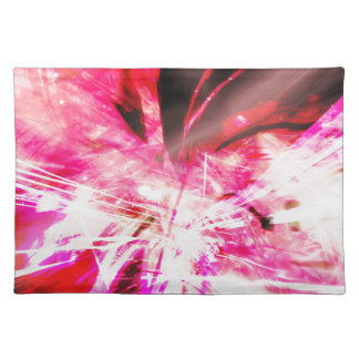 EPIC ABSTRACT d7s3 Placemat