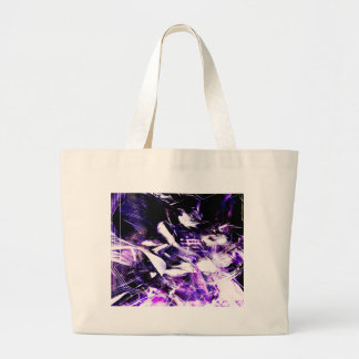 EPIC ABSTRACT d8s3 Large Tote Bag