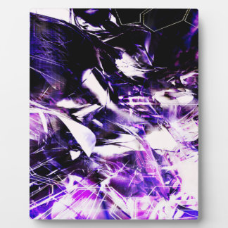 EPIC ABSTRACT d8s3 Plaque