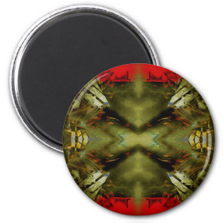 EPIC ABSTRACT ST1 TEN 2 INCH ROUND MAGNET