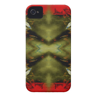EPIC ABSTRACT ST1 TEN Case-Mate iPhone 4 CASES