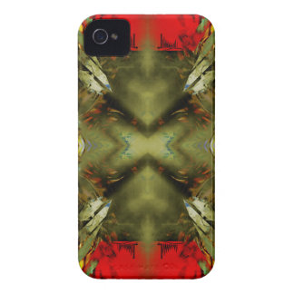 EPIC ABSTRACT ST1 TEN iPhone 4 Case-Mate CASE